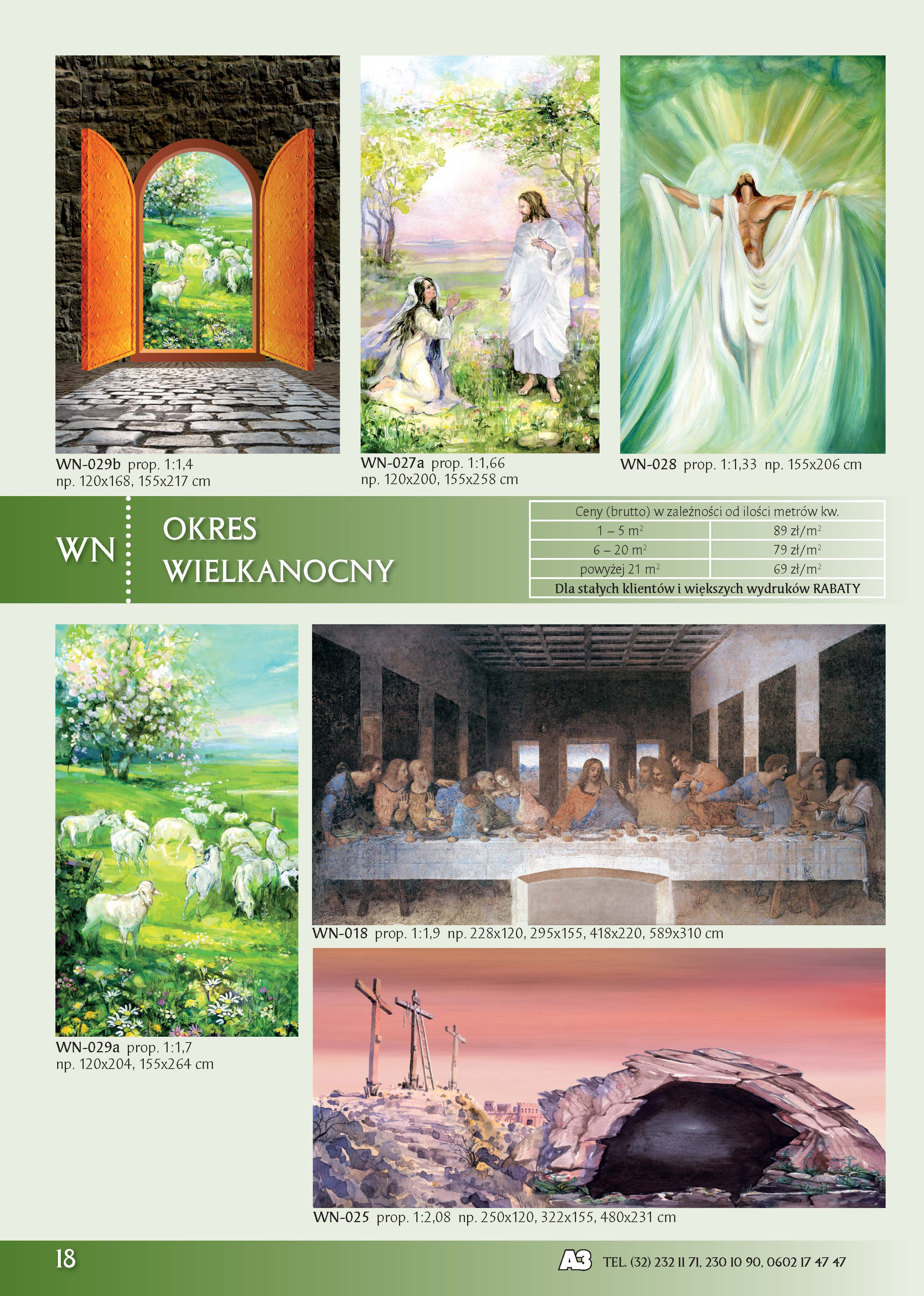 Banery na okres Wielkanocny