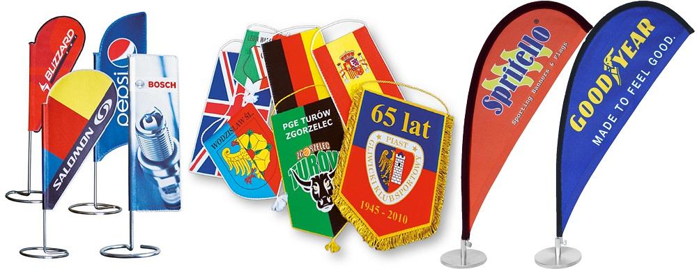 Mini Flagi