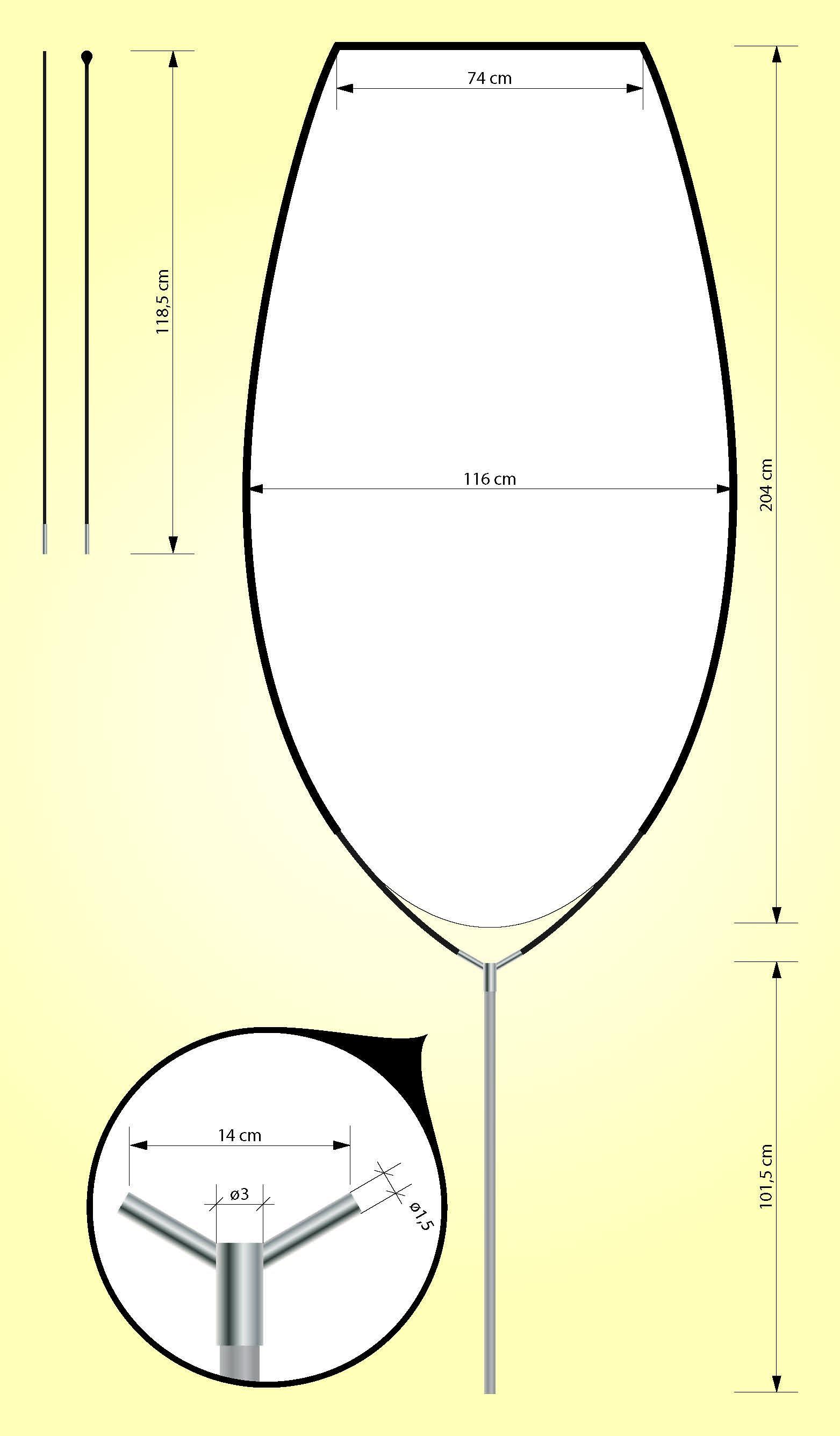 Duży Stojak Kielich
