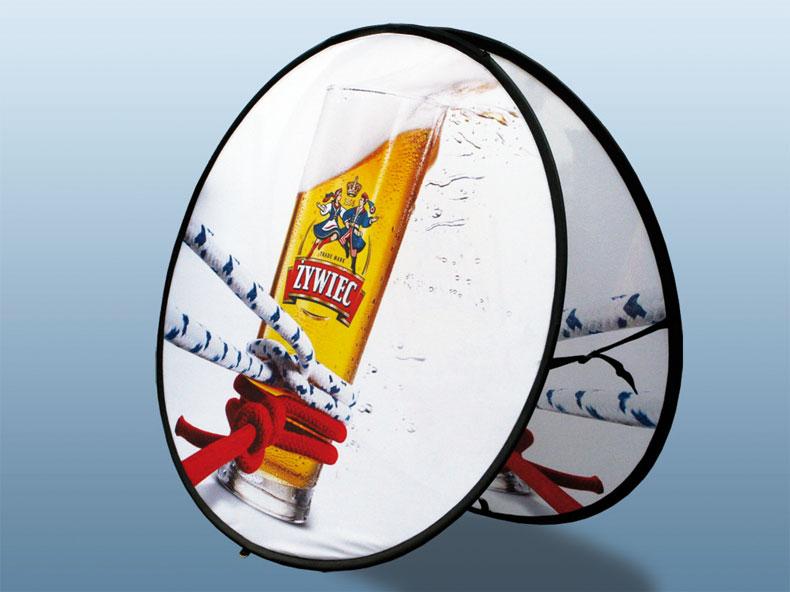 Kanapki Reklamowe Okrągłe